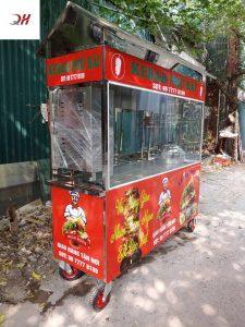 Địa chỉ bán xe bánh mì Doner kebab 3