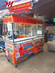 Địa chỉ bán xe bánh mì Doner kebab 2
