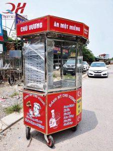 Địa chỉ bán xe bánh mì Doner kebab 8