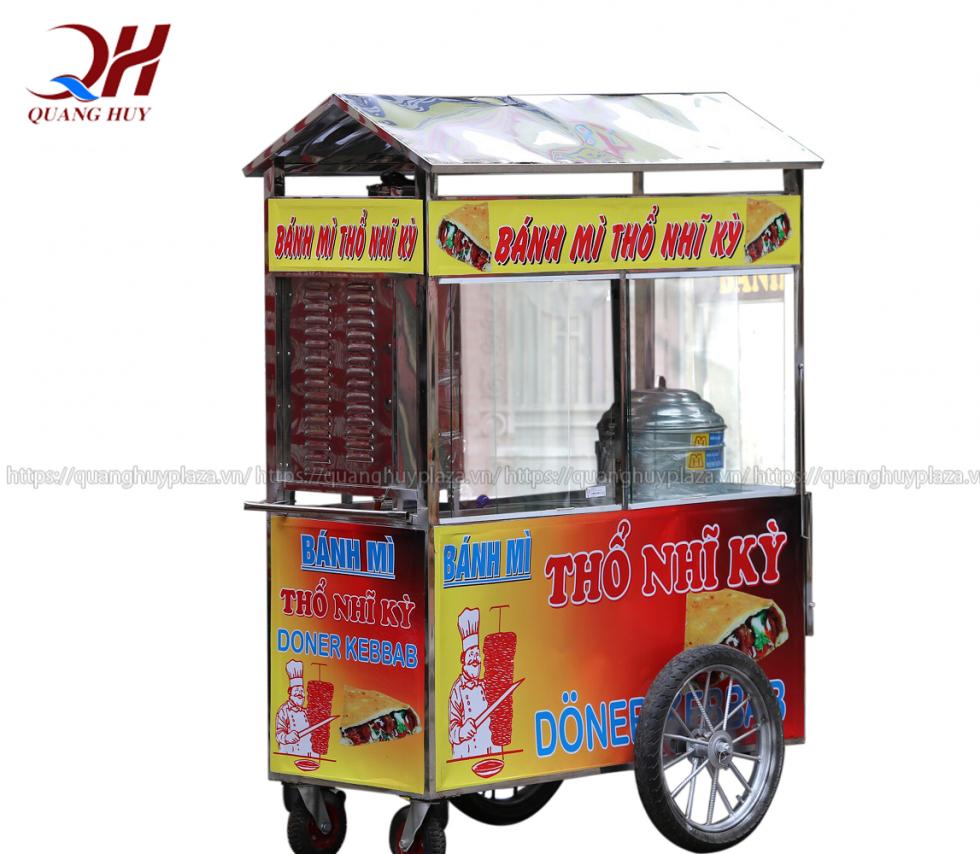 Tại sao bạn không chọn cho mình xe đẩy bán xôi của Quang Huy