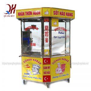 tủ bánh mì Doner kebab ở đâu tốt