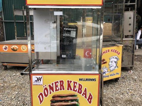 Tổng quan về xe bánh mì Doner Kebab