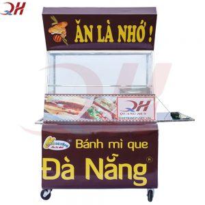 Xe bánh mì que Đà Nẵng 1m2
