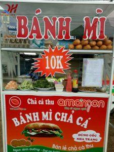 Tủ bán bánh mì giá rẻ 7