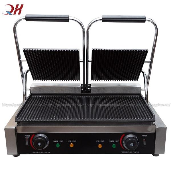 Máy làm nóng bánh mì đôi QH - 234