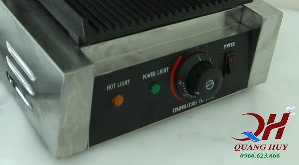 Núm điều chỉnh với dải nhiệt đa năng từ 50 – 300oC