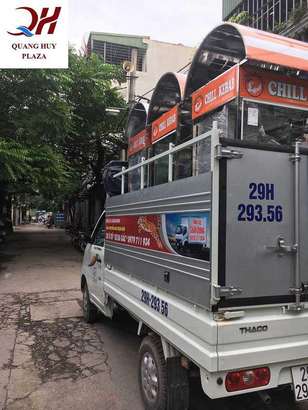 Quang Huy Plaza hỗ trợ vận chuyển trên toàn quốc