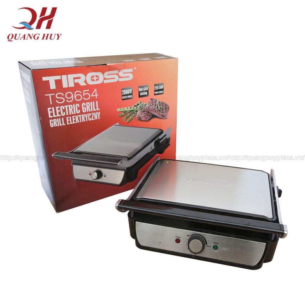 Máy kẹp bánh mì Tiross TS9654