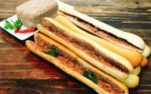 Bánh mì que