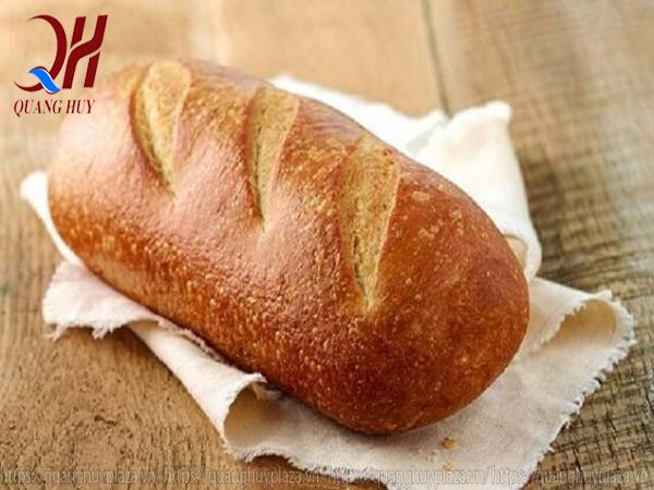 Sử dụng bánh mì cũng rất đơn giản và hiệu quả.