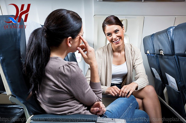 Trò chuyện nhiều hơn trên chuyến đi