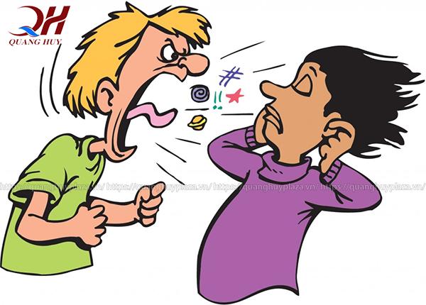 Không nên cãi vã với khách hàng, nên nhớ: khách hàng là thượng đế