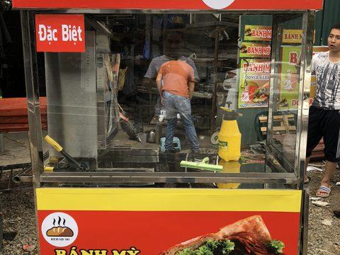 [Tư vấn] Xe bánh mì Doner Kebab giá bao nhiêu thì hợp lí?