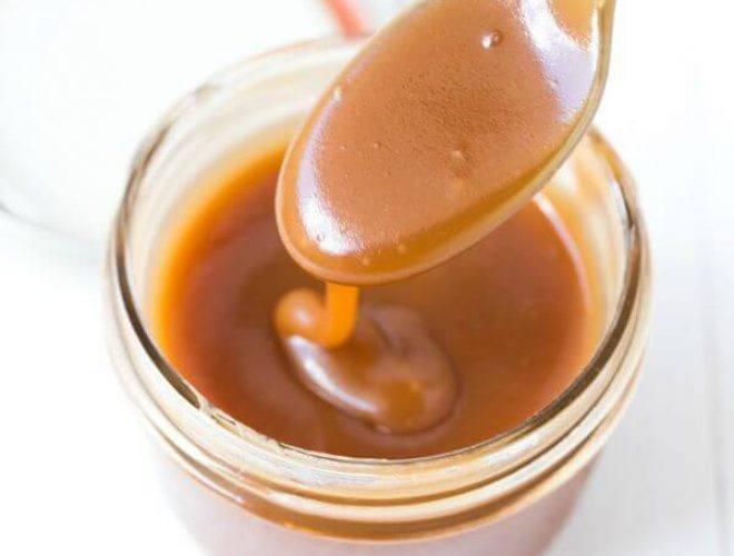 Cách làm nước sốt ngọt caramen
