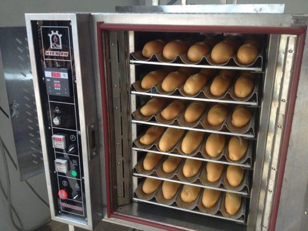Lò nướng bánh mì giành cho các hộ chuyên về bánh mì
