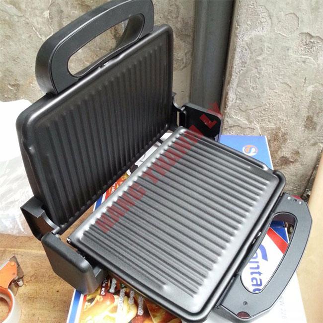 Máy kẹp bánh mỳ thanh lý giá rẻ như cho