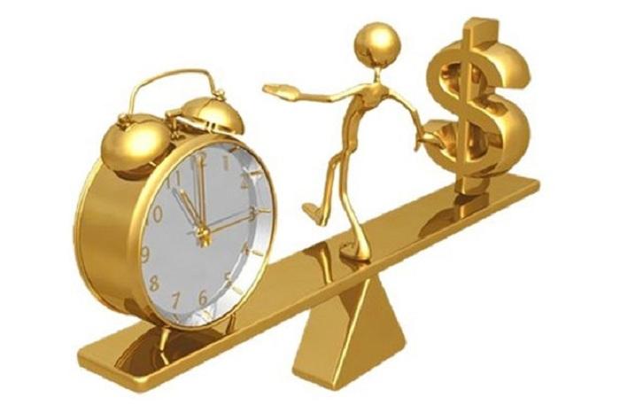Ảnh hưởng thời gian và tiền bạc của bạn