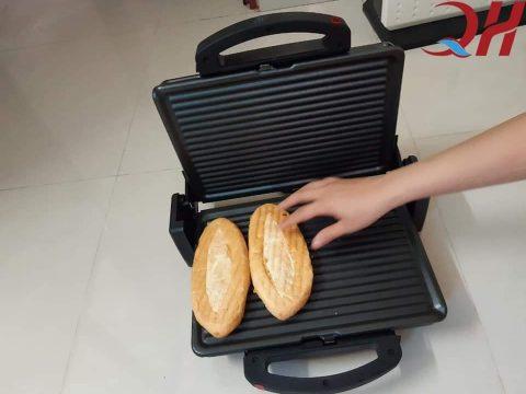 """Máy làm nóng bánh mì – """"quá nhanh quá tiện dụng""""!"""