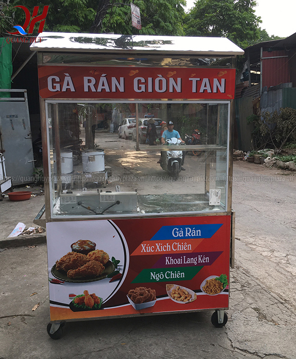 Quang Huy còn nhận đặt và thiết kế theo yêu cầu của khách hàng