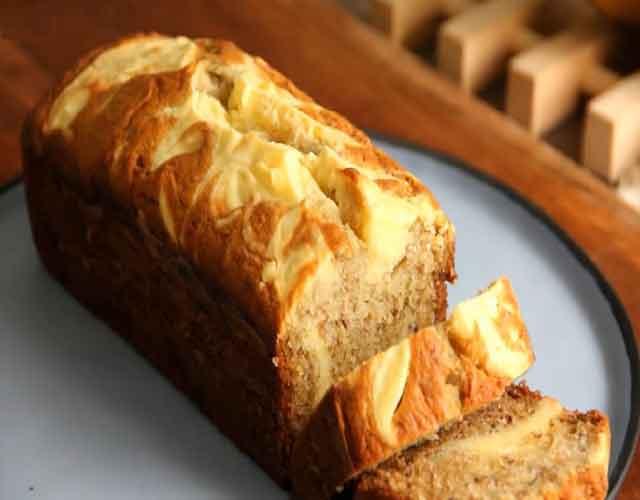 Món bánh mì chuối thơm ngậy hấp dẫn