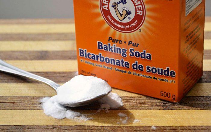 Baking Soda đánh tan mọi vết bẩn cứng đầu