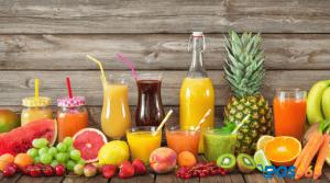 Lựa chọn nguyên liệu trái cây tươi sạch