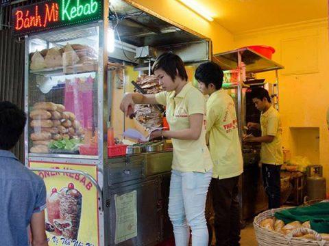 Kinh Nghiệm Bán Bánh Mì Thổ Nhĩ Kỳ Cho Người Mới Bắt Đầu