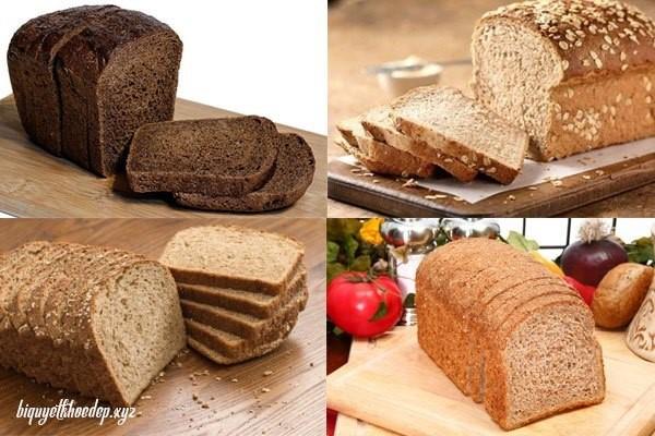 Các loại bánh mì đen hiện nay