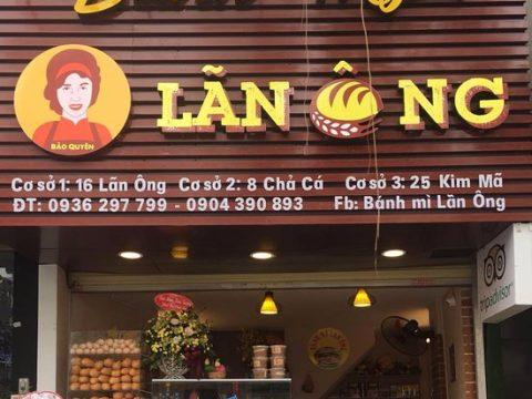 Khám phá thiên đường bánh mì chả cá Hà Nội