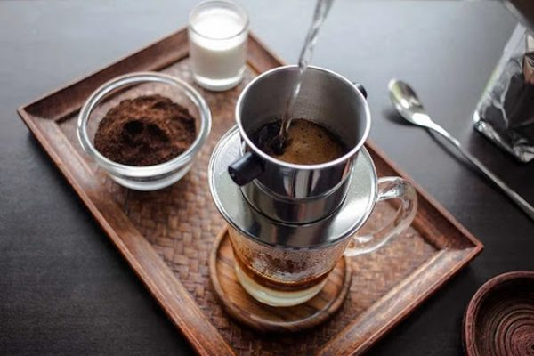 Học cách pha chế cà phê