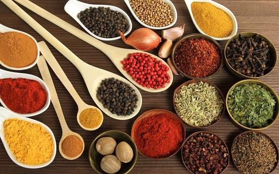 Bột gia vị doner kebab là sự kết hợp của rất nhiều hương liệu khác nhau