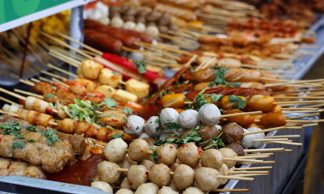 Lên menu các món ăn đa dạng