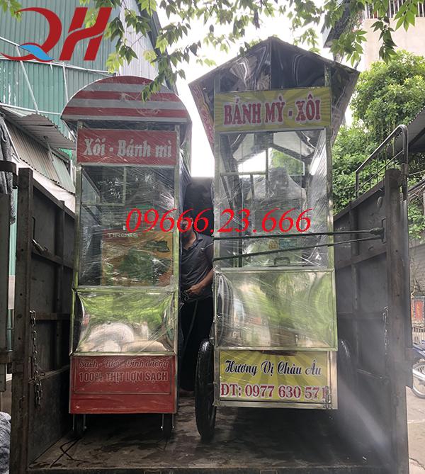 Quang Huy - giao hàng nhanh chóng và tiện lợi
