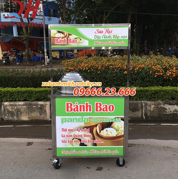Xe bánh bao mini 70cm sản xuất và phân phối bởi Quang Huy