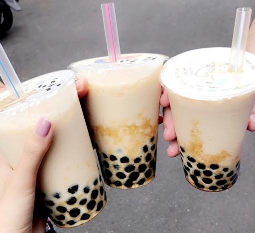 Những ly trà sữa thơm ngon hấp dẫn