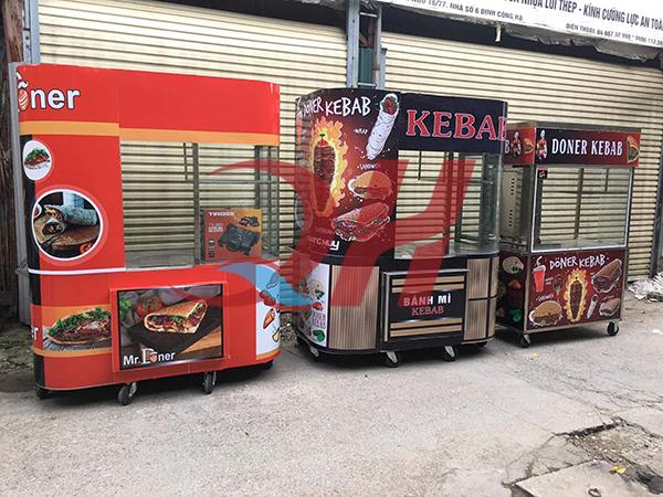 Tại Quang Huy có rất nhiều mẫu tủ bán bánh mì khác nhau cho bạn có thể chọn lựa
