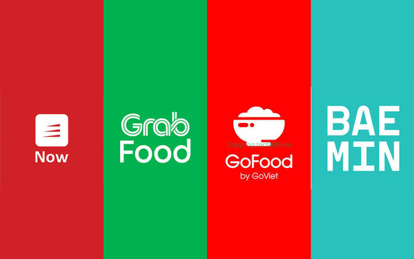 """Liên kết với các """"ông lớn"""" giao đồ ăn nhanh giúp bán xôi online hiệu quả"""