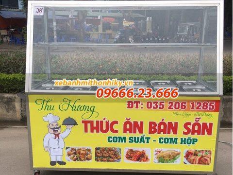 Mua tủ trưng bày giữ nóng thức ăn giá rẻ siêu bền