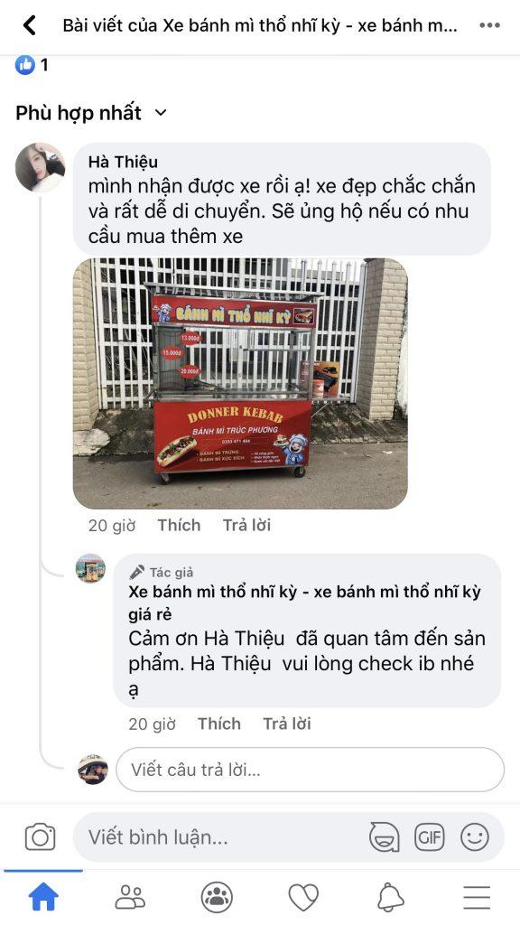 Quang Huy là một trong những địa chỉ bán xe đẩy bánh mì giá rẻ chất lượng tại Hà Nội