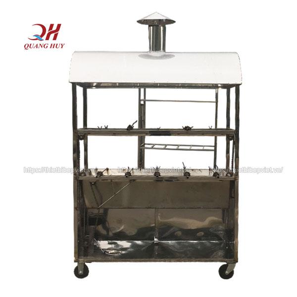 Xe nướng gà vịt Quang Huy