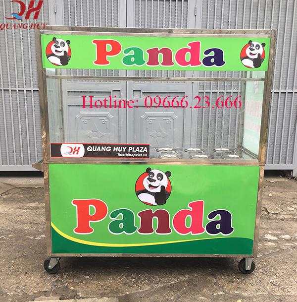 Tủ quầy bán cháo dinh dưỡng panda