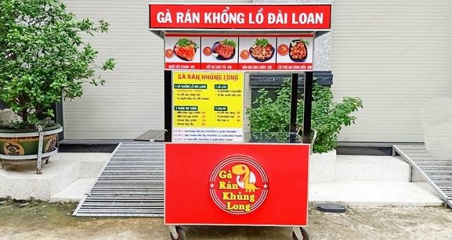 Xe gà rán Đài Loan