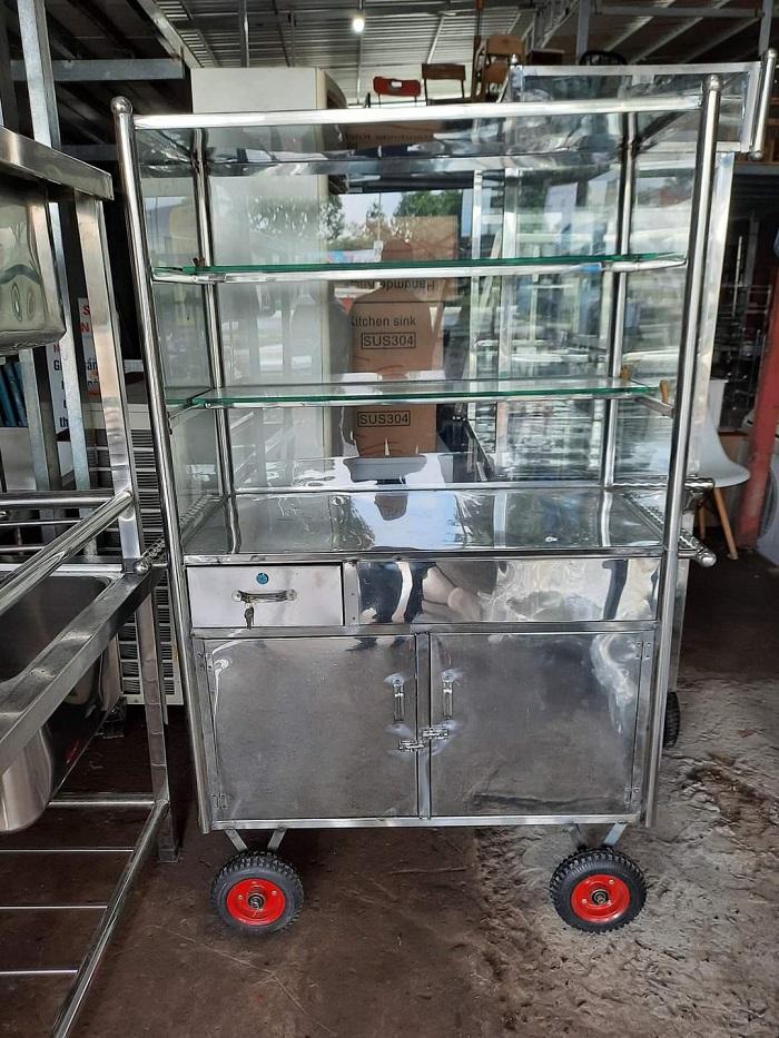 Xe bánh mì cũ thành phố Hồ Chí Minh